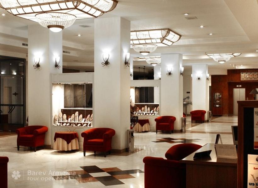 Ani Plaza Hotel Hotel (Yerevan, AM) booking - 1blueplanet.com