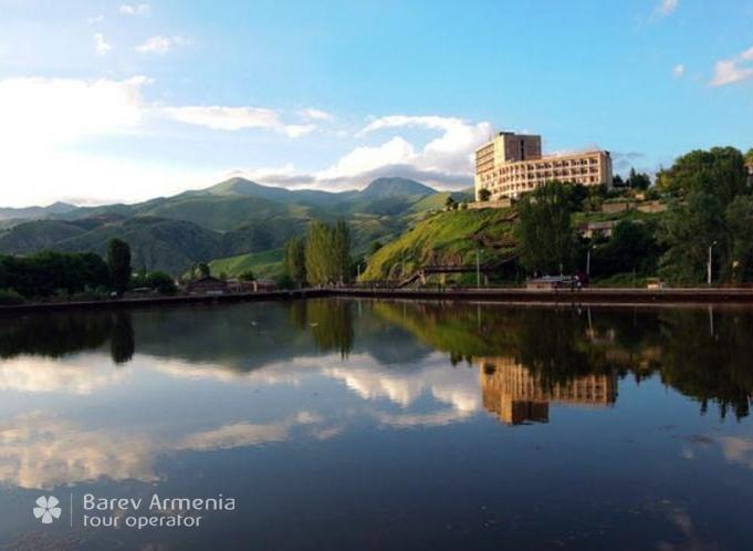 Kirovakan Hotel Vanadzor Hotels Barev Armenia Tours