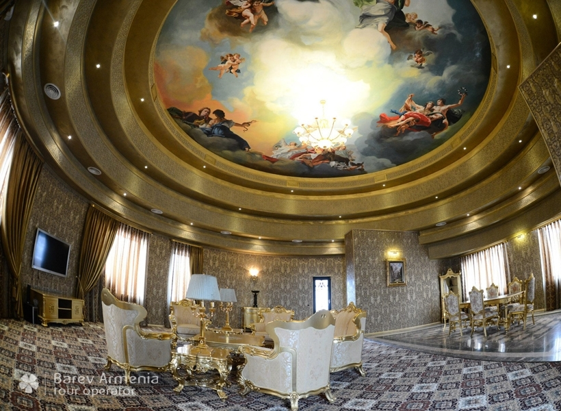 Golden Palace Tsaghkadzor   Hotels