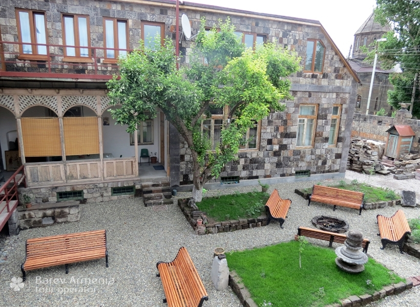 Villa Kars Hotel In Gyumri   Hotels
