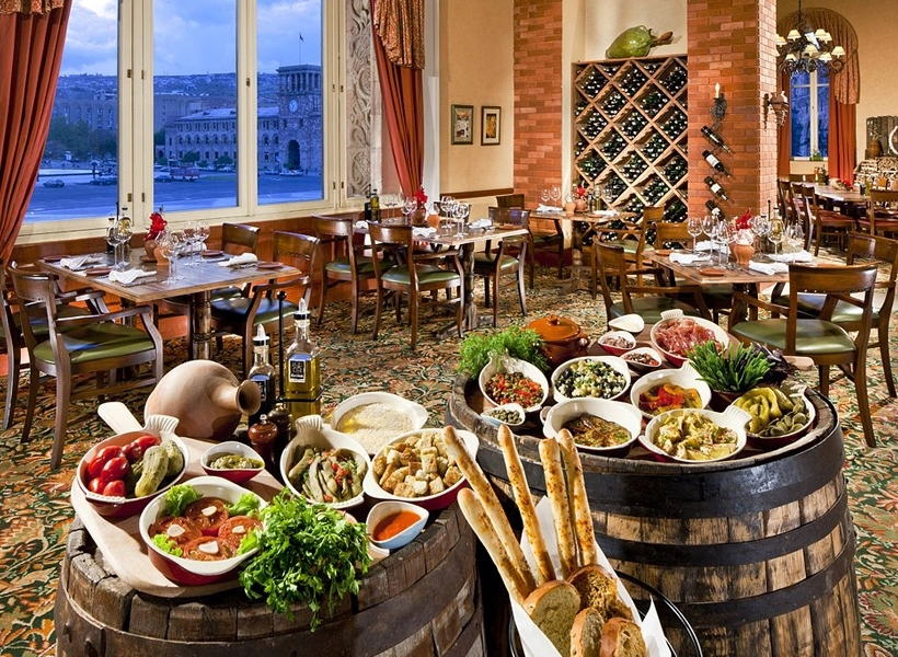 Food And Wine Tour Delicious Armenia Barev Armenia Tours