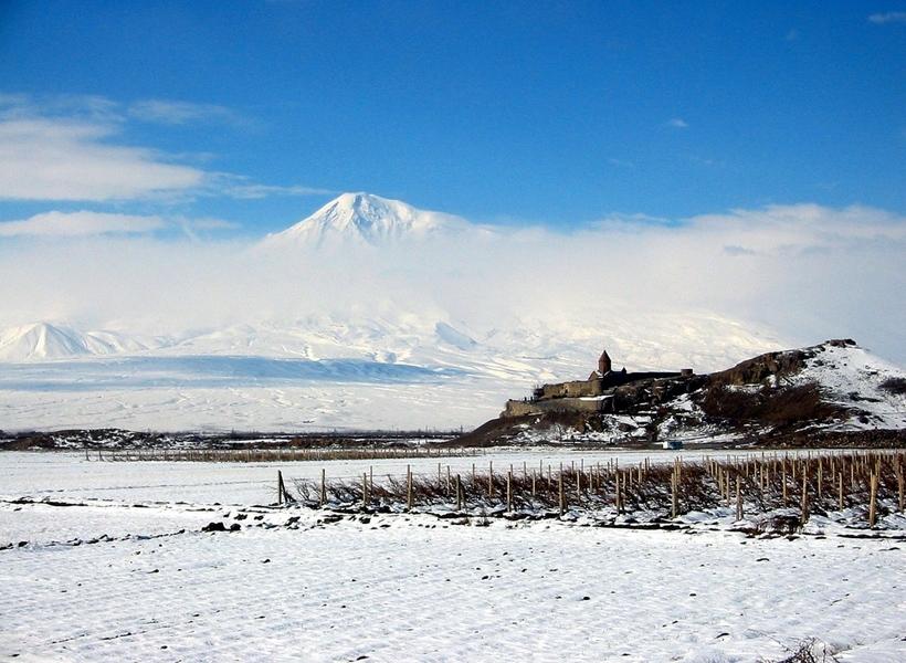 Winter Armenia Barev Armenia Tours