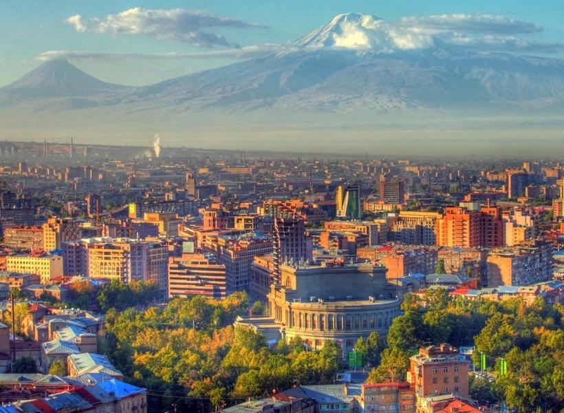 Armenia City