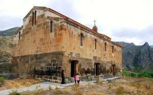 Kashatagh Tsitsernavank Monastery
