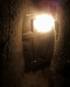 Master Levon's cave