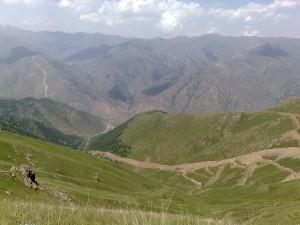 Zangezour Mountains