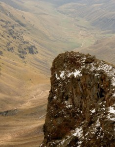 Armenian Mountains: Aragats