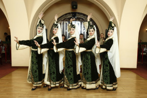Armenian national dance show (2)