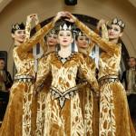 Armenian national dance show