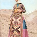 Bridal dress of Armenian woman from Gavash area