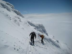 Climbing Mount Ararat