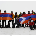 Expedition Reaches Mt. Ararat Summit