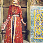 The Costume of Armenian Woman from Jurfa