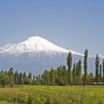 Mount Ararat Iğdır Western Armenia