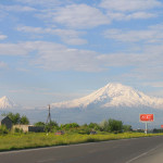 Mount Ararat and Noah's ark