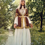 Bridal dress from Armenian Shamakh, 19th century