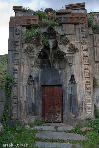 Neghuc monastery