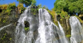 Waterfall of Shaqe