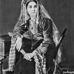 Armenian lady from Akhaltsikh 1892