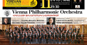 Vienna Philharmonic in Armenia