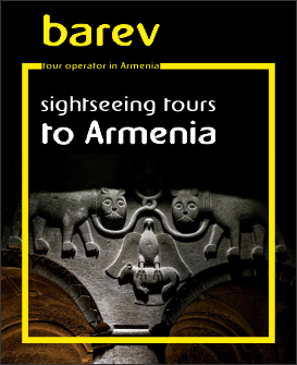 Sightseeing tours in Armenia
